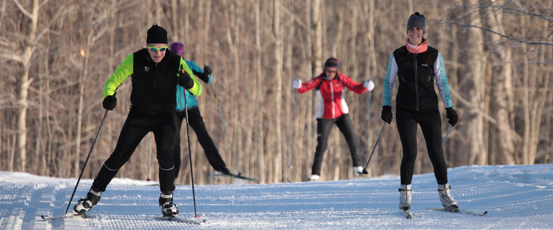 MSIA Michigan Snowsports Cross Country Ski Michigan