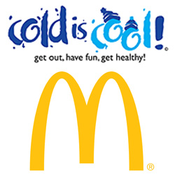 Cold is Cool McDonalds