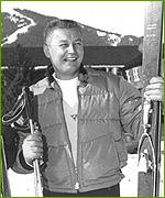 Don Thomas Michigan Ski Hall Fame