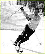 Everett Kircher Michigan Ski Hall Fame